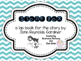 Stone Fox~ a One Week Reading lap book for the story by Jo