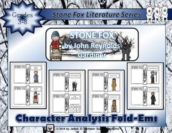 Stone Fox by John Reynolds Gardiner Character Analysis Fold-Ems