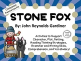 Stone Fox by John Reynolds Gardiner: A Complete Novel Study!