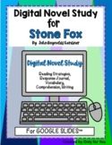 Stone Fox by John Reynolds Gardiner: DIGITAL NOVEL NOTEBOOK