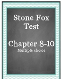 Stone Fox test chapter 8-10