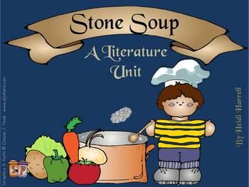 Stone Soup - A Folktale Literature Study