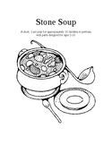 Stone Soup Children's Play