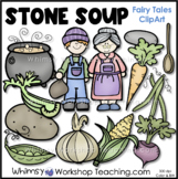 Stone Soup Clip Art - Whimsy Workshop Teaching