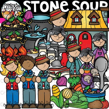 Stone Soup Lesson Teaching Resources Teachers Pay Teachers