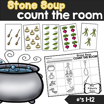 Stone Soup Count the Room