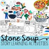 Stone Soup {Felt Story Set}
