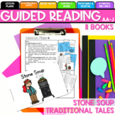 Seesaw/Printable Stone Soup Guided Reading Levels AA-J