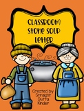 Stone Soup Ingredients Parent Letter