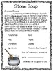 Stone Soup Ingredients Parent Letter