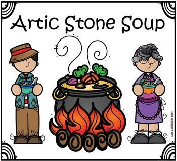 Stone Soup- Interactive Articulation Story for all positions & syllables