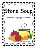 Stone Soup Math and Language Activities