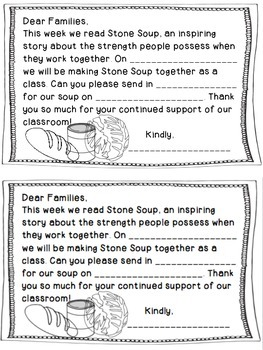 Stone Soup Mini-Unit