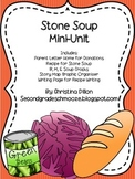 Stone Soup Mini-Unit