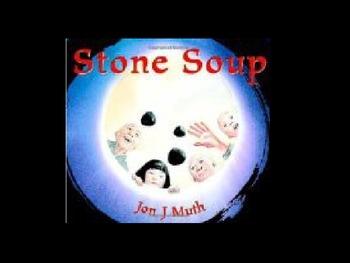 Stone Soup Power Point Lesson *70 slides* Lesson Walkthrough