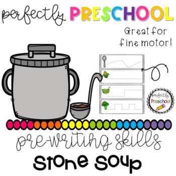 Stone Soup Prewriting Skills