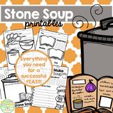 Stone Soup Printables