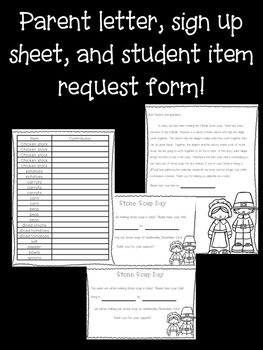 Stone Soup Readers Theater and Leveled reader