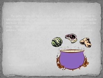 Stone Soup Recipe Storybook
