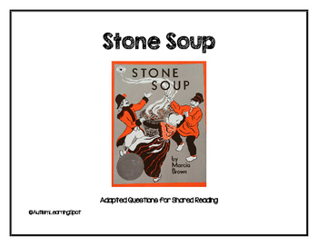 Stone Soup Shared Reading