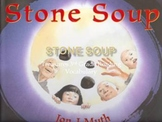 Stone Soup Vocabulary PowerPoint for Treasures Reading