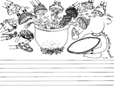 Stone Soup activity page