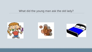 Stone Soup by Ann McGovern Adapted Quiz