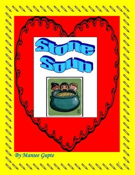 Stone Soup-teaching sharing