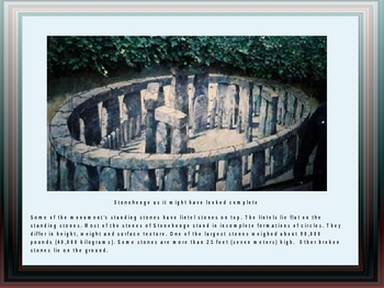 Stonehenge PowerPoint