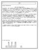 Stonehenge - Reading Comprehension Worksheet / Text