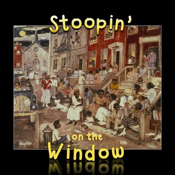 Stoopin' on the Window, Integrating the Arts