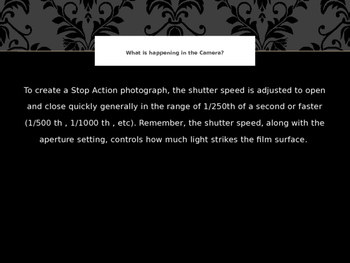 Stop Action Powerpoint