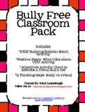 Stop Bullying- Bully Pack of Activities