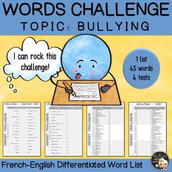 ESL Memory-Challenge - Bullying