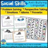 Problem Solving Social Skills, Perspectives, and Idioms Activities Walk a Mile