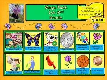 Stop Child Abuse Mega Pack- 1st/2nd grade
