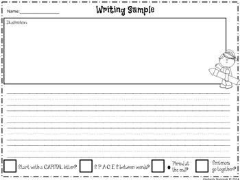 Stop, Drop, & Record! Kindergarten CCSS Assessments