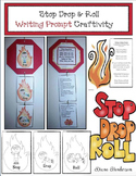Stop Drop & Roll Writing Prompt Craft