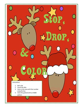 Stop, Drop and Color