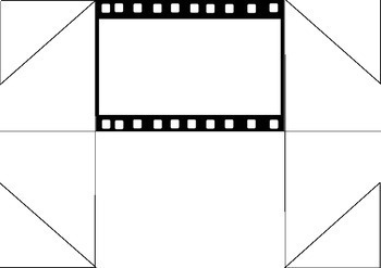 Stop Go Animation/Puppet Show Background Foldables - Blank and Cinematic (2)
