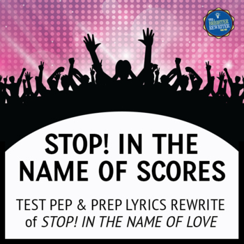 Testing Song Lyrics for Stop! In the Name of Love