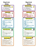 Stop & Jot Bookmarks fiction and non-fiction