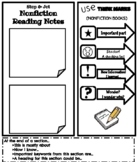 Stop & Jot: Nonfiction Reading Notes