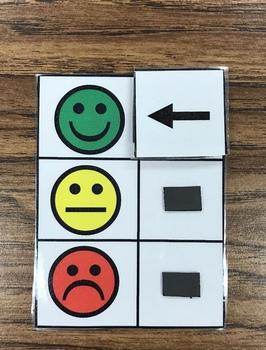 Stop Light Behavior Management Tool for Elementary Students