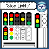Stop Light Clip Art - for personal and commercial use