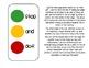 Stop Light Comprehension Check
