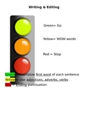 Stop Light Writing!