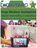 Teaching Stop Motion Animation to Kids Curriculum