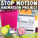 Stop Motion Animation Project - STEAM (Google Apps™)