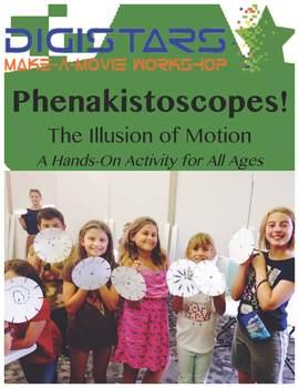 Stop Motion Phenakistoscope Activity